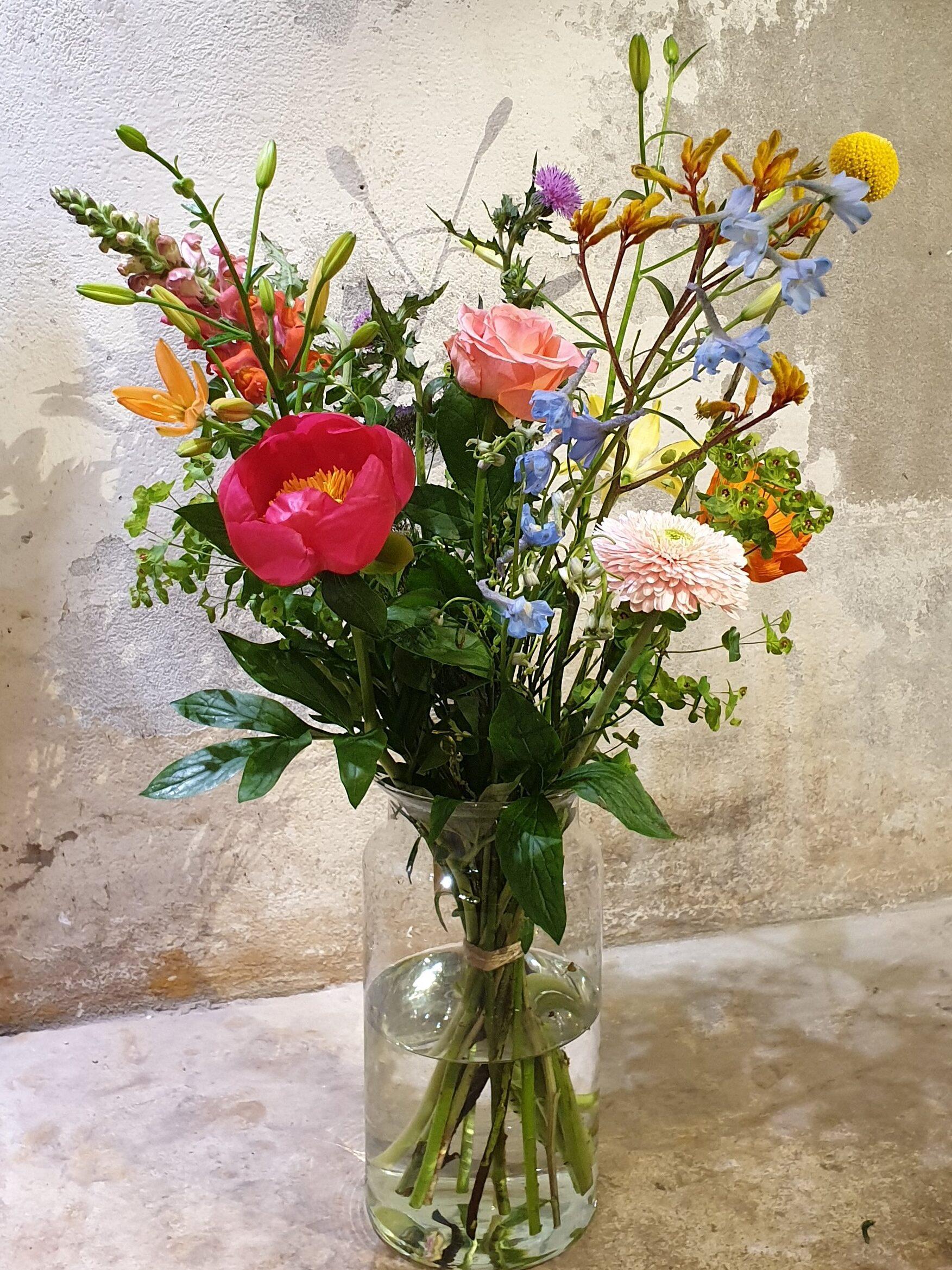 Je eigen Account voor je bloemen.