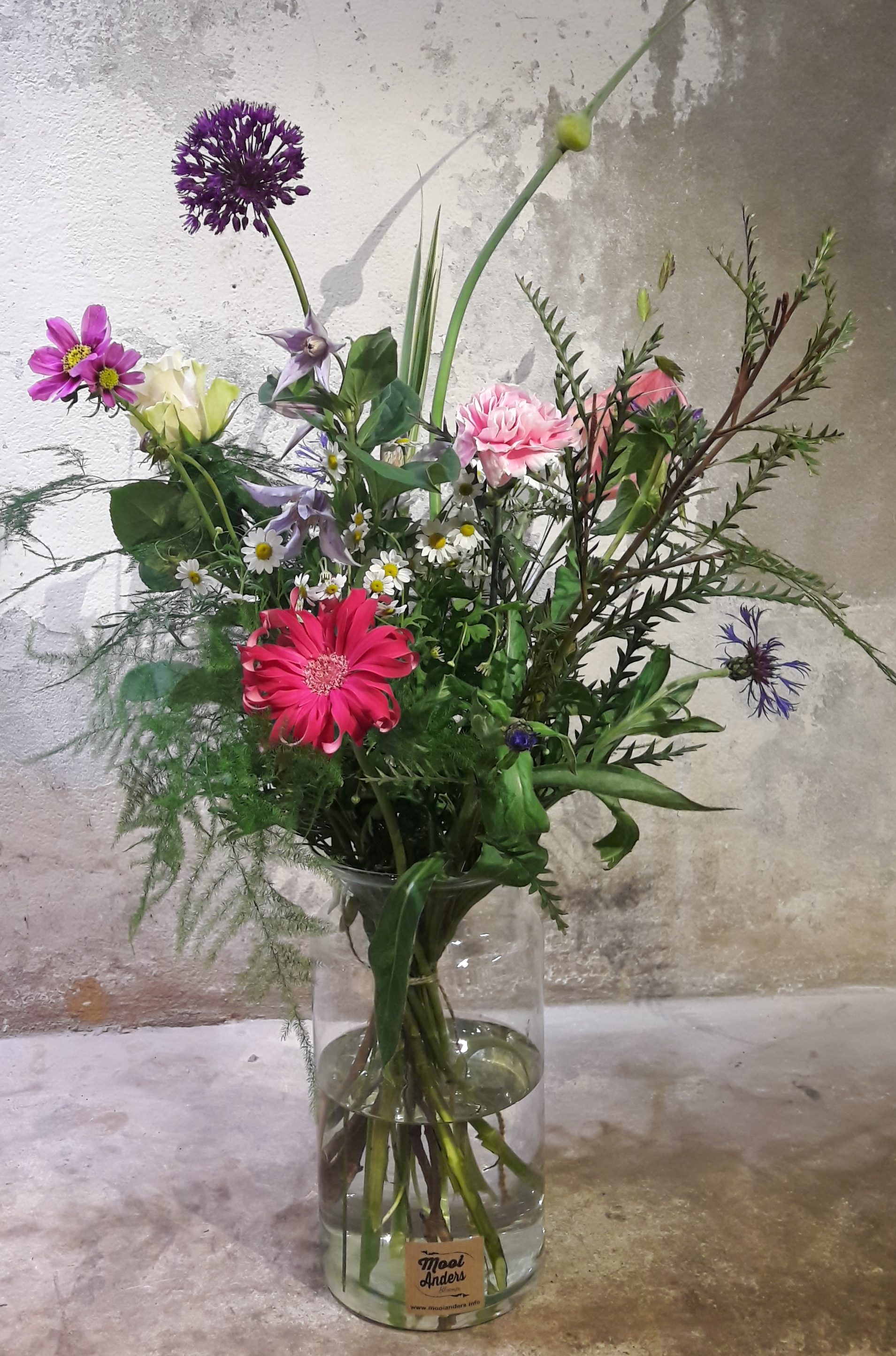 Flower basics workshop
