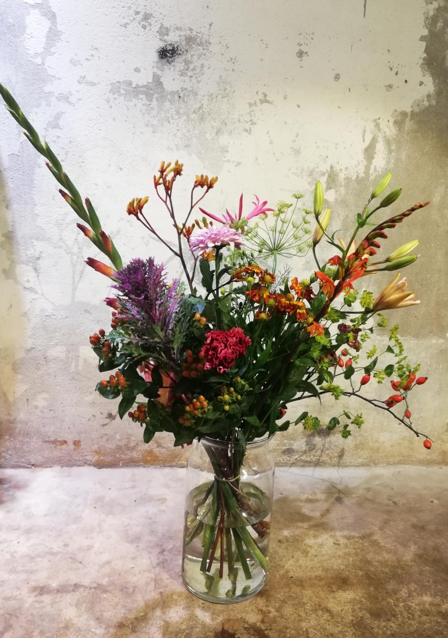 Bloemen en Planten op kantoor