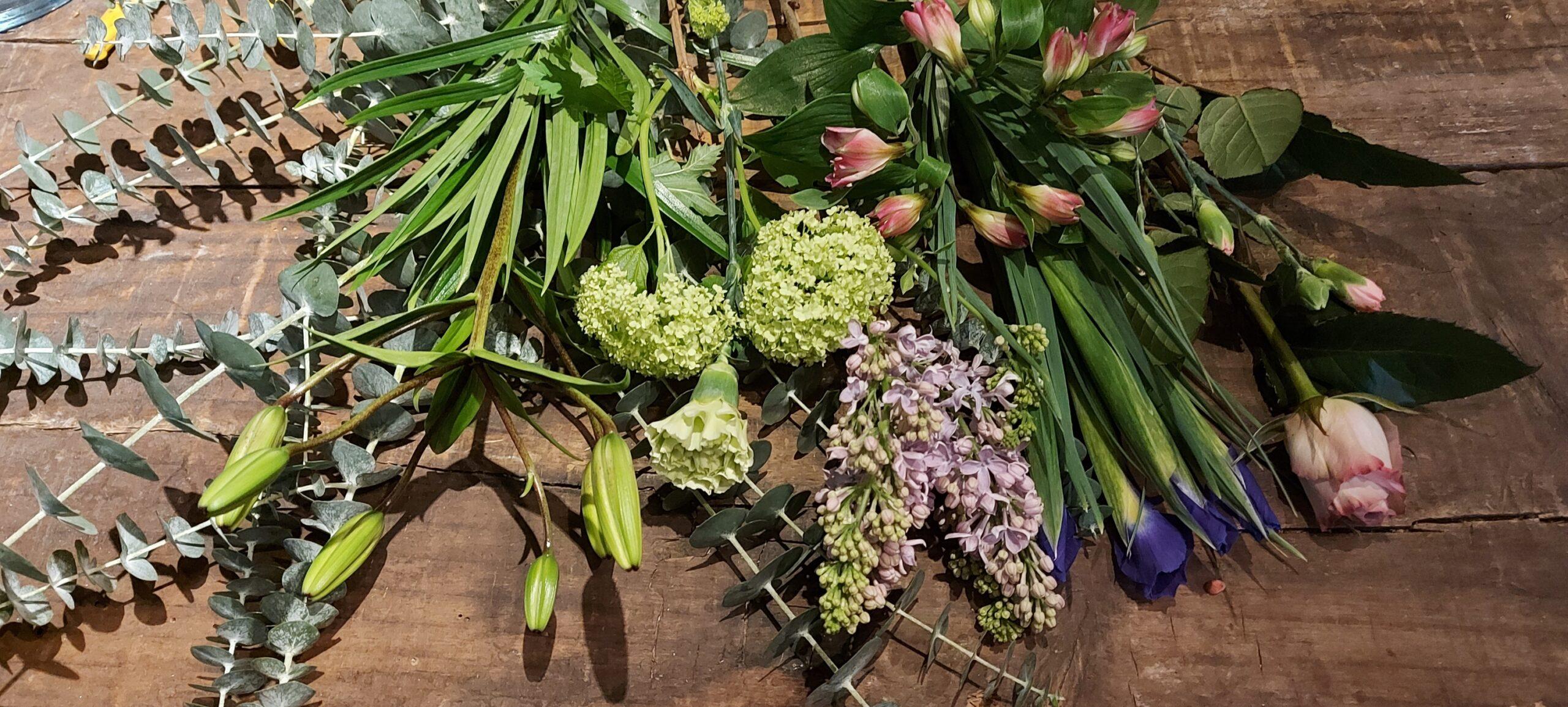 Tips voor je snijbloemen – Bloesems